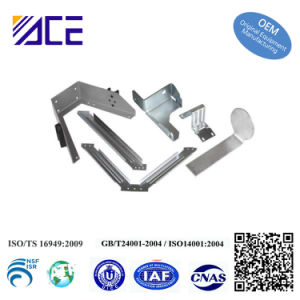 Custom Metal Automobile Stamping Parts pictures & photos