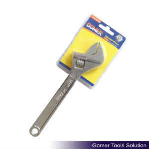 Adjustable Wrench for Hand Tool (T01003)