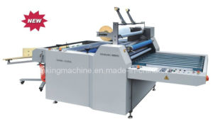 New Model Semi-Auto Thermal Film Laminator with CE/ ISO (SFML-720A) pictures & photos