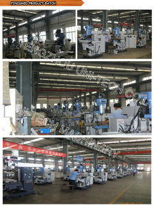 China Economic Vertical Knee-Type CNC Milling Machine (XK7130A) pictures & photos