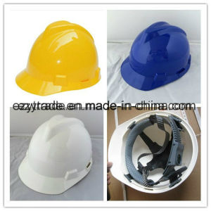 Construction Msa Safety Helmet Wholesale Head Protection Industrial Safety  Helmet