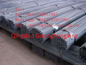 Steel Rebar, Deformed Steel Bar, Rod for Construction/Concrete/Building