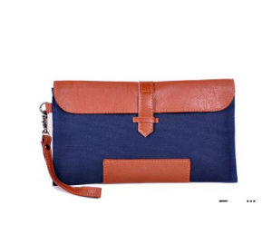 Offering PU Leather Clutch Purse (H80434)