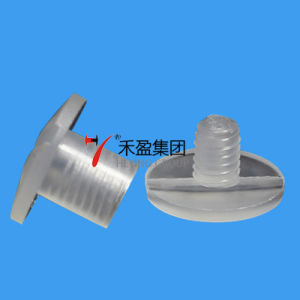 Plastic Nylon Injeciton Stationery Fastener pictures & photos