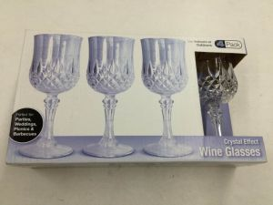New Arrival Promotional Plastic Wine Cups