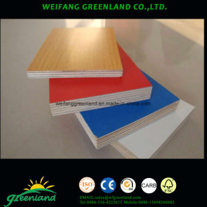 Melamine Plywood for High Grade Furniture pictures & photos