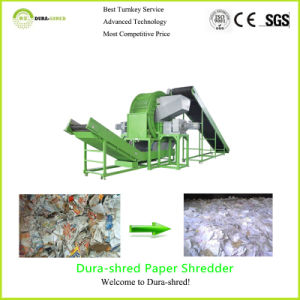 Dura-Shred Waste Plastic Shredder (TSD 2471) pictures & photos