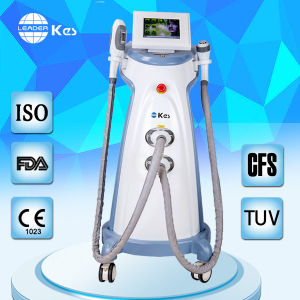 E Light Skin Rejuvenation Pigment Removal Hair Removal with FDA