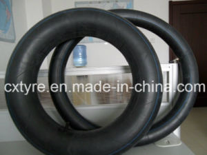 10.5MPa Strength 540% Elongation Rate Motorcycle Tube (250-17 300-17 250-18 300-18 410-18 110/90-16) pictures & photos