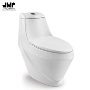 Sanitary Ware Close Stool Bathroom One Piece Ceramic Toilet pictures & photos