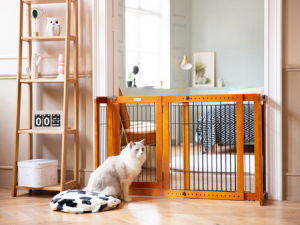 46inches Wide 19inches Tall Dog Gate