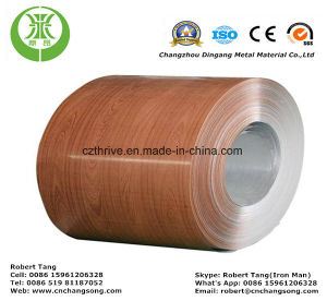 PVDF Pre-Printed Aluminum Marble Grain for Roofing and Wall Material pictures & photos
