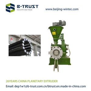 Best Plasticizing Effect Plastic Extruder with Planetary Roller pictures & photos