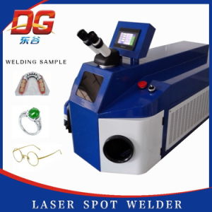 Top Quality Jewelry Cutting Machine Desktop Welder Wholesale Online100W pictures & photos