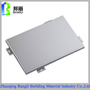 Wall Cladding Panel Aluminum Plate Building Exterior Wall Panels