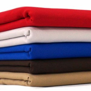 Woven 100d Spandex Stretch Polyester Twill Fabric