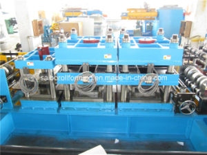 Guard Rail Roll Forming Machine 2.0-4.0mm Thickness pictures & photos