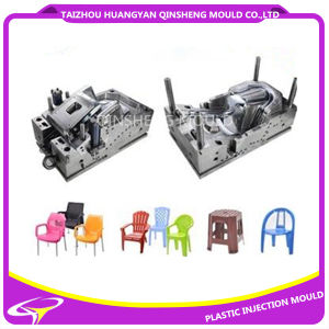 Professional Mold Parts Supplier Customize Chair Base Plastic Mould pictures & photos
