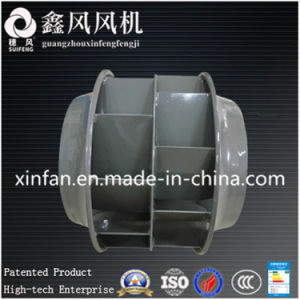 400mm Backward Double Inlet Centrifugal Fan Impeller pictures & photos