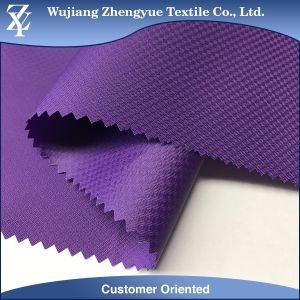420d Polyester FDY Jacquard PU Coating Oxford Fabric for Bag pictures & photos
