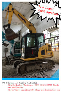 Komatsu Small Excavator PC70-8 Used Komatsu PC70-8 Ready to Work pictures & photos
