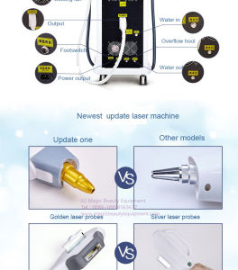 A0301 Wholsale 4 in 1 Elight IPL Laser Hair Removal Machine with Cooling RF Skin Tghtening pictures & photos