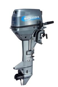New Popular Models 9.8HP 2 Stroke Outboard Boat Engines pictures & photos