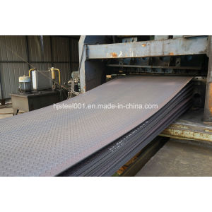 Mild Steel Plate Diamond Checker Plate Size S235jr