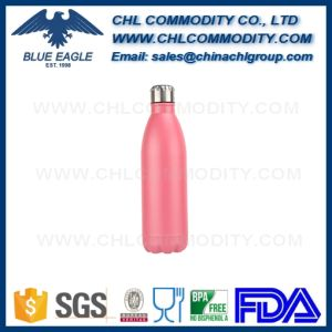 Double Wall Insulated Drink Bottle Stainless Steel for Camping pictures & photos