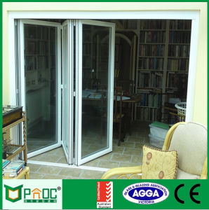 Cheap Price of Aluminium Folding Door and Window Pnoc0001bfd pictures & photos