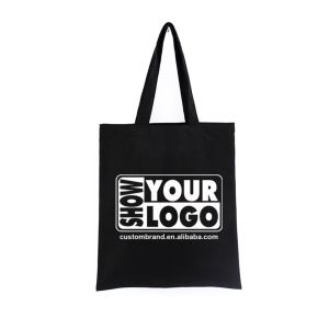 Canvas Printing Bag Large Capacity Shopping Environmental Protection Bag