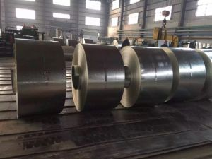 Cold Rolled Hot Dipped Galvanized 65mn Steel Strip/Coil/Banding/Belt China Tube8 pictures & photos