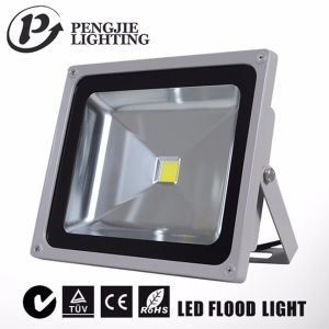 High Power 50W LED Flood Light with CE (square) pictures & photos