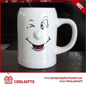 Big Capacity Ceramic Beer Mug for Gift pictures & photos