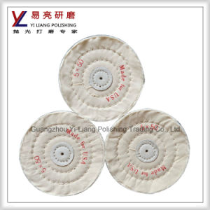 Metal and Stainless Steel Surface Fine Mirror Finish Polishing Wheel