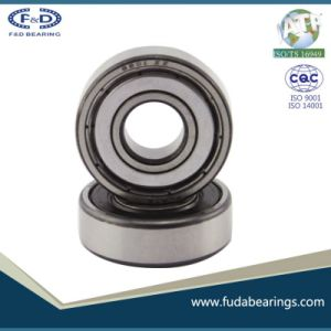 F&D Auto Bearing Auto Parts 6201zz Deep Groove Ball Bearing ABEC3 pictures & photos