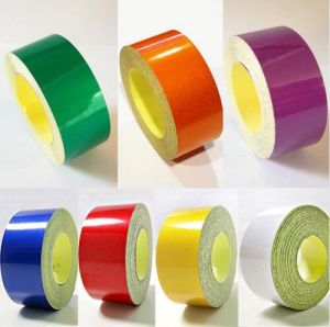 Car Stickers Car Motorcycle Bike Reflective Tape Decoration Film Decal Self Adhesive Safety Warning Tape Car Styling pictures & photos