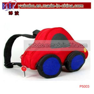 Christmas Gift Bags Fur Bag Kid′s Plush Car Bag (P5003) pictures & photos