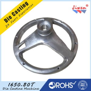 High Quality Aluminum Die Casting Polishing for Motorcycle Accessories