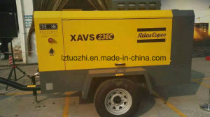 Atlas Copco 445cfm 14bar Portable Screw Air Compressor pictures & photos