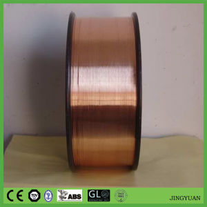 CO2 Gas Shielded Welding Wire Sg2/Soldadura Microalambre Solid Er70s 6 Solder Wire