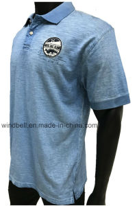 Wholesale Polo T-Shirt for Men with Dity Wash pictures & photos