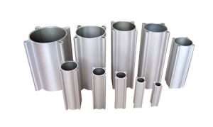 ISO 6431 Si Type Mickey Mouse Aluminum Tube with Anodizing in China Supplier pictures & photos