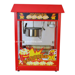 ETL Certified Commercial Electrical Popcorn Machine Popcorn Maker
