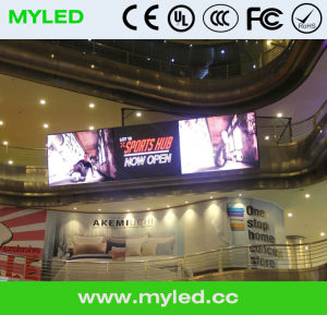 P4 Indoor High Resolution LED Video Display for Advertising