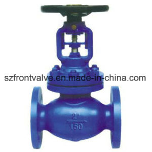 Cast Steel Flanged and Bw Globe Valves pictures & photos