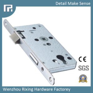 High Security Wooden Door Mortise Door Lock Body Rxb36