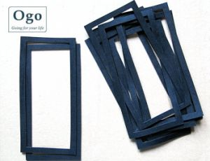 10PCS High Quality Neoprene Ruber Gasket of Ogo Dry Cell pictures & photos