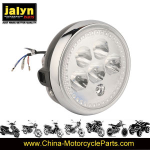 Motorcycle Head Lamp Head Light for Ybr125 pictures & photos