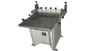 4060 Hand Screen Printing Table pictures & photos
